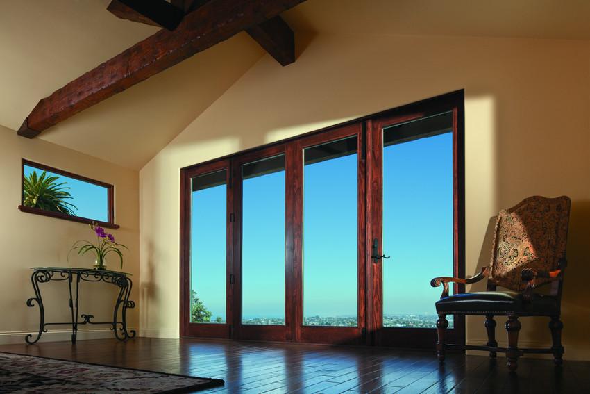 Andersen Woodclad Custom Folding Doors - Folding