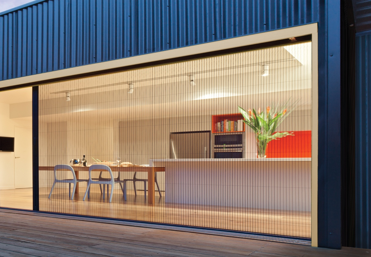 Contemporary 20 ft Moving Glass Wall Sysetm  - Sliding
