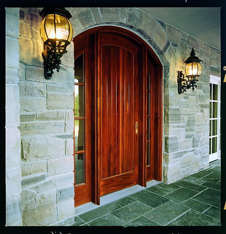Custom Entryway - Entrance