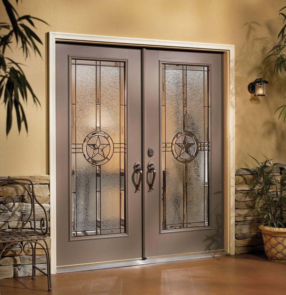 Radiantstar Steel Entrance Door - Entrance