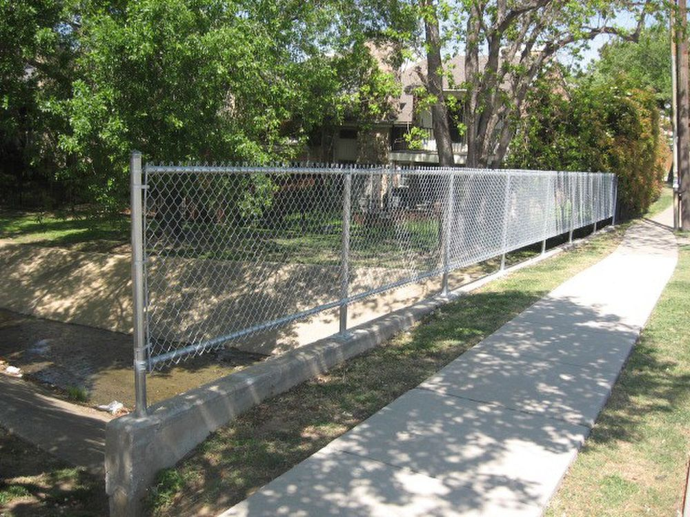 Chain Link Fencing - Fencing