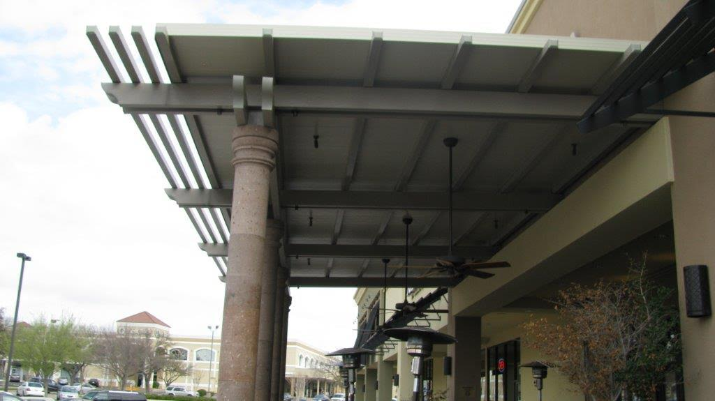 Custom Covered Patio - Patio Covers