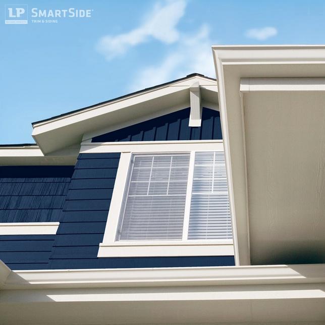 LP Smartside Solid Soffit - Soffit