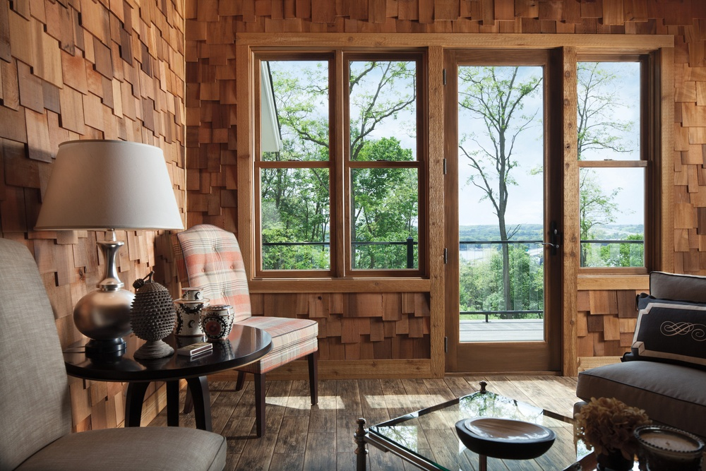 Andersen 400 Series Wood Double Hung Windows - Double Hung