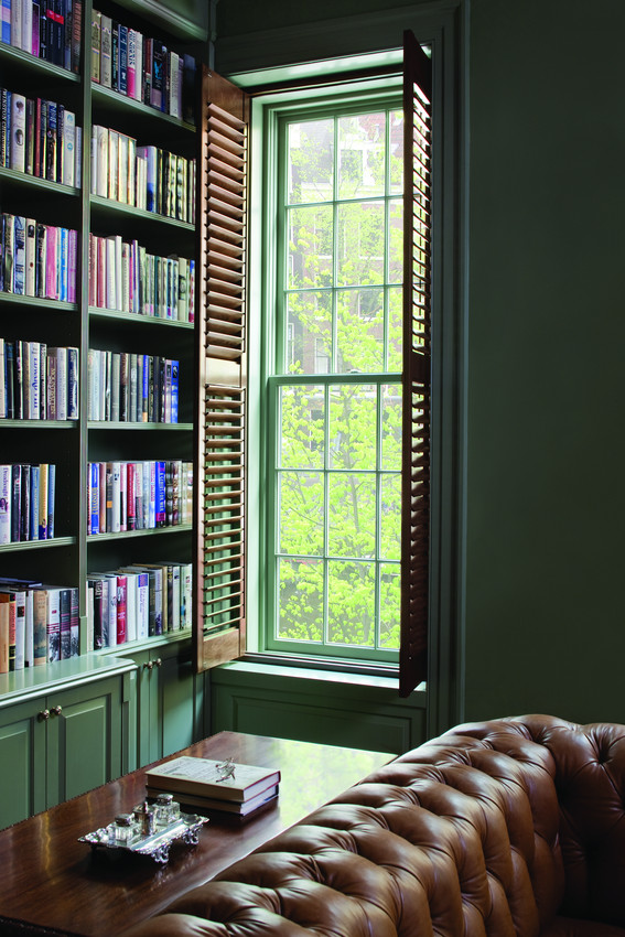 Andersen A Series Colonial Double Hung - Double Hung