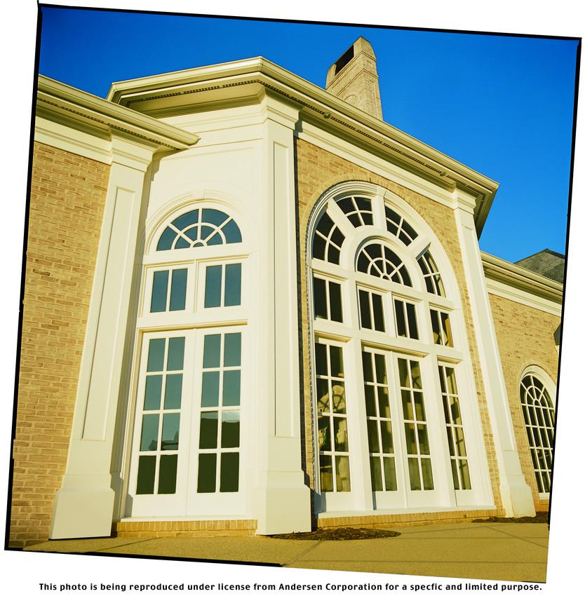 Andersen Gothic Architerture - Decorative