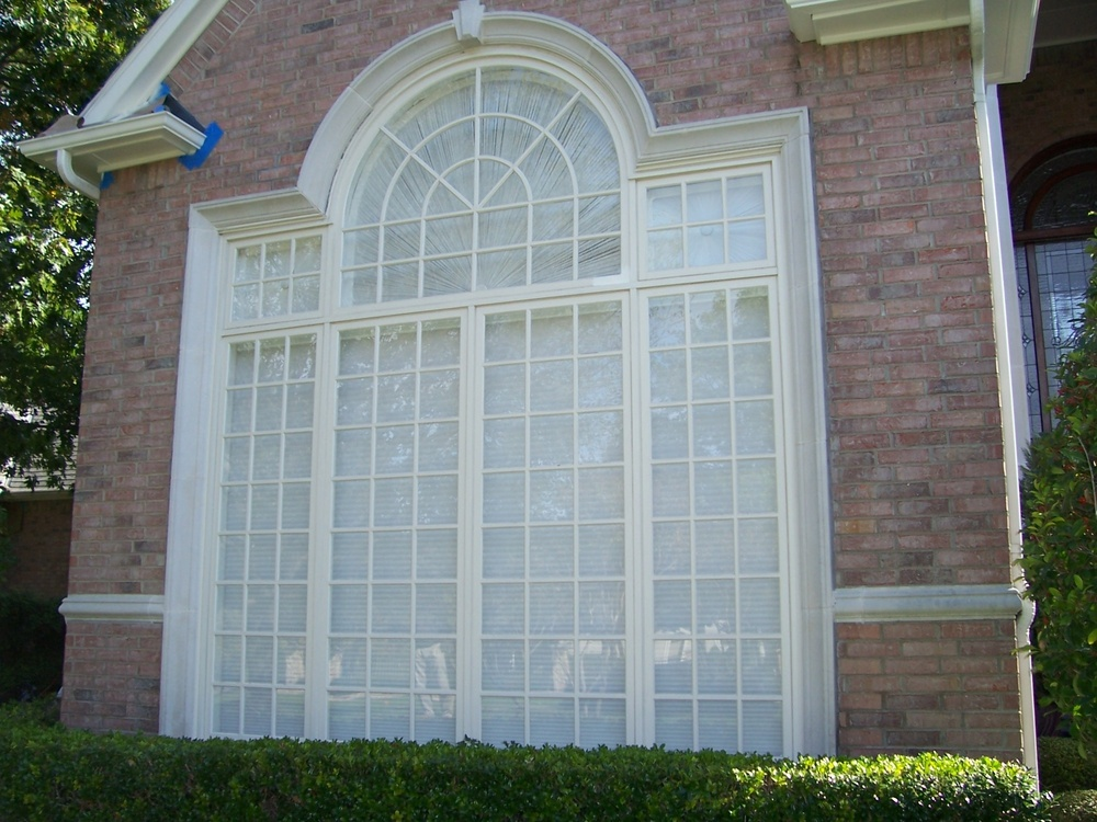 Colonial Oversized Traditional Windows with SDL Grids - Decorative