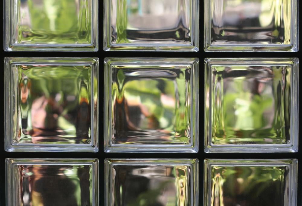 Glass Block Windows - Decorative
