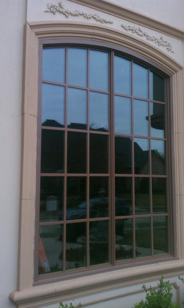 Milgard Woodclad Arch Top Windows - Wood