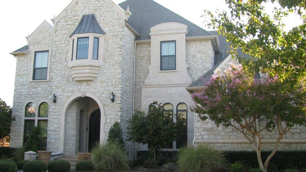 Brennan Traditions Painted Bronze Vinyl Windows with Stone - Vinyl
