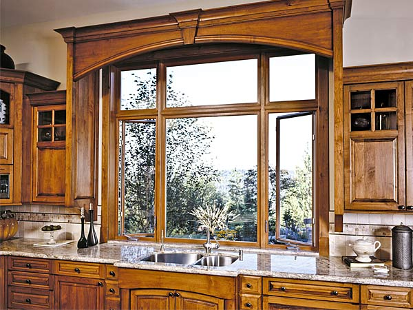 Woodclad Wood Windows - Wood